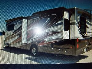 2013 Jayco Melbourne motorhome for sale 29 foot
