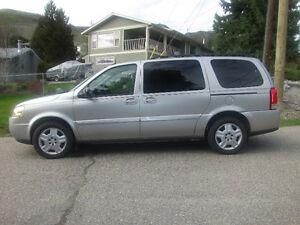 2006 Chevrolet Uplander Minivan, Van