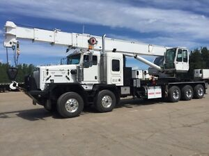 2007  C500 Kenworth 40 ton Picker Truck