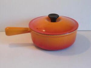 Chaudron Le Creuset no. 20 Made in France