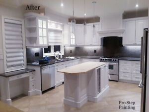 Kitchen Cabinet Painting Call Now For Free Quote 647 773 1176