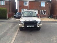 Discovery td5 2003 135000miles