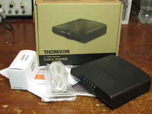 VDSL & Cable modems, routers for Start, Teksavvy, Acanac, eBox
