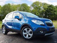 Vauxhall MOKKA 1.7 CDTi ecoFLEX 16v Exclusiv 5dr (start/stop) (blue) 2013
