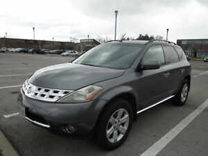 2006 Nissan Murano Ready For Winter!!