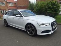 2013 Audi A6 Avant 2.0 TDI Black Edition Multitronic 5dr