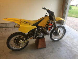 250cc Dirt Bike For Sale - New Top End