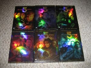 Babylon 5: The Complete Series + Movies