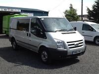 Ford Transit 2.2TDCi ( 115PS ) 350M ( Low Roof ) 350 MWB Trend