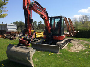 Kubota Excavator | Buy or Sell Heavy Equipment in Ontario