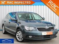 Skoda Superb 1.6 Elegance Greenline Iii Tdi Cr 2014 (14) • from £56.35 pw