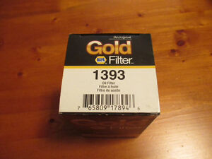 Napa Gold 1393 oil filter, new in box Audi VW others