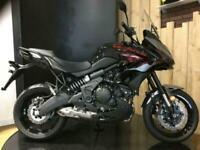2021 Kawasaki VERSYS 650 KLE650FMFNN 21MY Manual