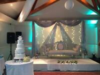 Venue for hire / Hall for hire / Wedding venue / Party venue / Event space