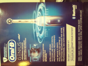 NEW - OralB enius 8000 Professional Series - Electric Toothbrush