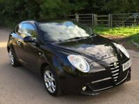Alfa Romeo mito 1.4 black 6 speed new cambelt