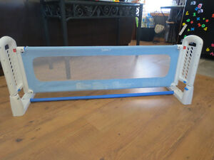 EXTRA LONG ADJUSTABLE BED RAIL