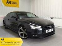 2013 Audi A5 TDI S LINE BLACK EDITION COUPE Diesel Manual