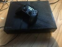 Xbox one black 500gb