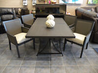 Rochkhampton 5 pc Patio Dining Set