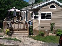 Muskoka cottage/park model
