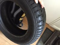 Landrover Freelander 4x4 Tyre Michelin