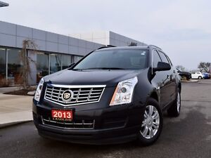 2013 Cadillac SRX Base   HEATED SEATS-LEATHER-SHARP CAR