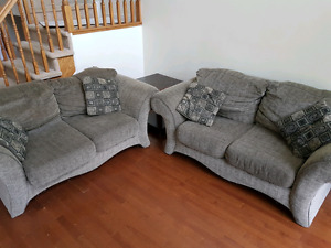 Two loveseat
