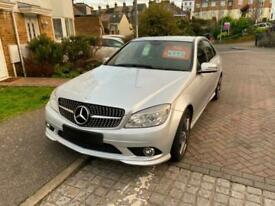 image for 2009 Mercedes-Benz C Class C200 CDI Sport 4dr  auto c class px swap etc SALOON D