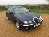 Jaguar S Type 4.0 V8 Auto 1999 2 Owners FSH £1995
