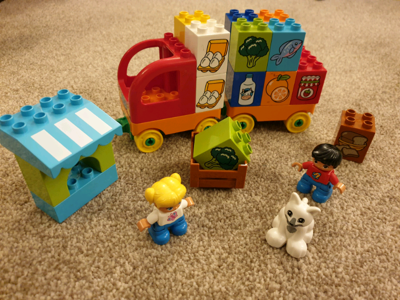 Lego Duplo 10818 My First Truck In West End Hampshire Gumtree