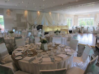 $3.79 Chair Cover Rental