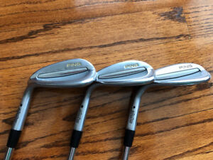 Ping Glide Wedges-LH
