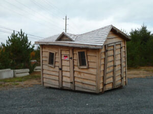 Storage Sheds ( only 3 Left for the season)