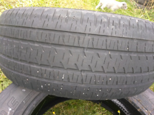 Two 275/55/20 tires (Sussex)