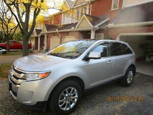 2011 Ford Edge Limited SUV, Crossover Kitchener / Waterloo Kitchener Area image 1