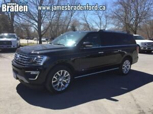 2018 Ford Expedition Limited Max  BLACK FRIDAY DEAL!!! ONE ONLY