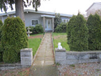 Beautiful Home, Great location, upper section of house!