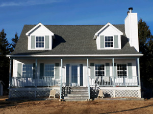 South Shore Nova Scotia 4 bedroom vacation home - Blandford