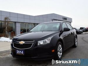 2014 Chevrolet Cruze 2LS   LOCAL TRADE-MANUAL