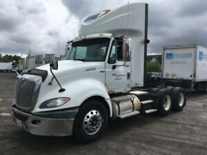 2013 International ProStar, Used Day Cab Tractor