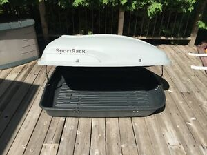 SportRack Explorer Rooftop Carrier