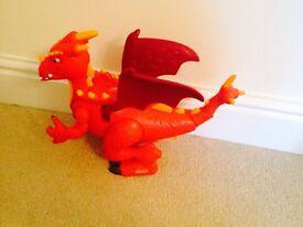 Fisher Price Roaring Dragon