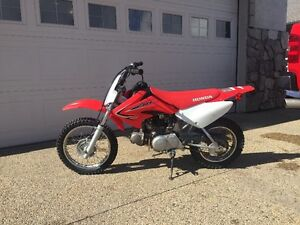 2011 CRF 70 - Awesome condition