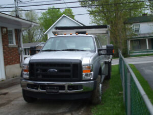 2009 Ford F-550 Camionnette