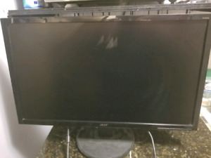 21 inch acer monitor
