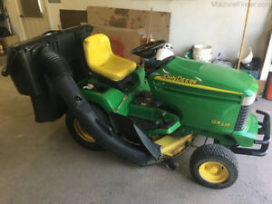 2005 John Deere 335 Riding Mower
