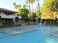Well-appointed 1 bedroom condo in Palm Springs