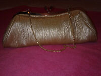 Evening bag with match scarf or WHY handbag, $6 up