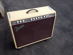 Fender Custom Shop Dual Professional